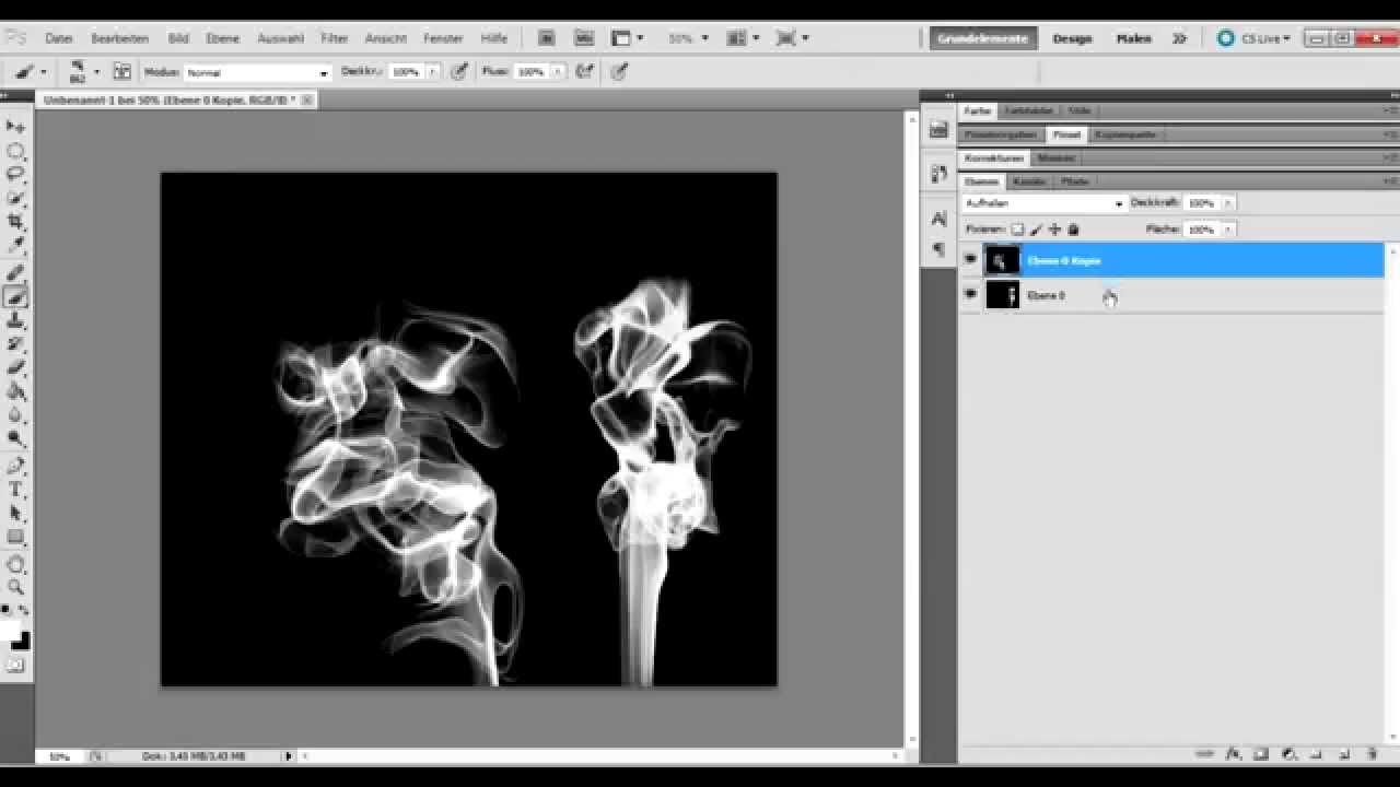 How to create a realistic smoke effect in After Effects ...