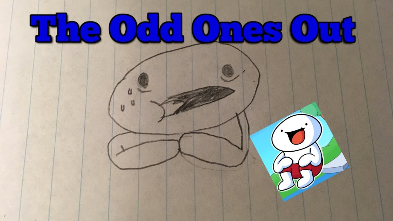 How To Draw The Odd Ones Out Comic!
