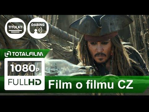 Piráti z Karibiku: Salazarova pomsta (2017) film o filmu - FENOMÉN PIRÁTŮ