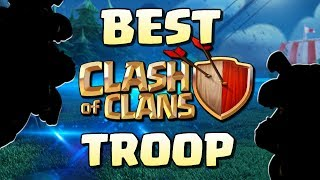 BEST CLASH OF CLANS TROOP - Max Baby Dragon Attacks! CoC Builder Base 3 Star Strategy Tips!