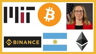 MIT Bitcoin Expo SEC Hester Peirce - Argentina Government Invests in Crypto - Binance in Argentina