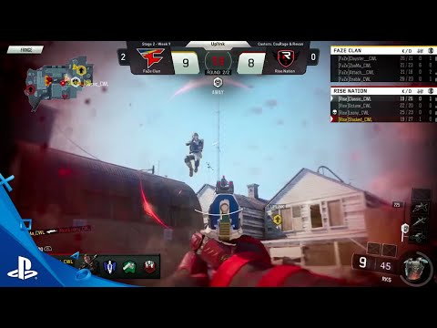 Call of Duty World League Top 5 Plays of the Week – Legal Drops 62 Kills