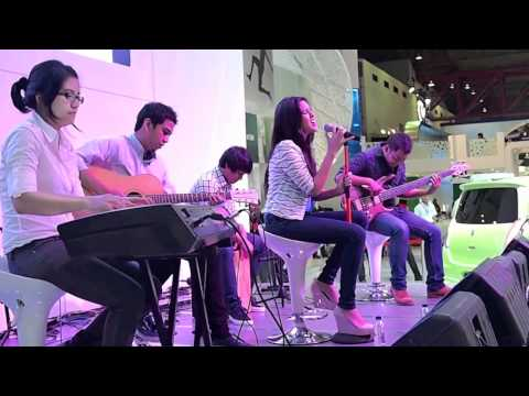 Raisa - Back At One (Brian McKnight cover) (Live Indonesia International Motor Show)