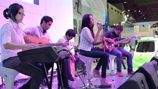 Raisa - Back At One (Brian McKnight cover) (Live Indonesia International Motor Show)