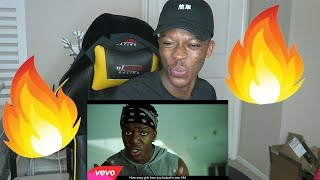 KSI - Little Boy 'W2S DISS TRACK' (Official Music Video) REACTION TO