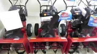 Toro Power Max 2 Stage Snow Blowers