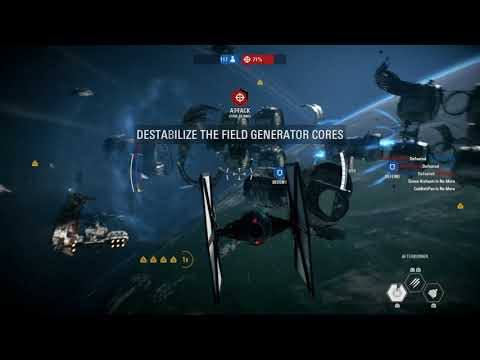 Star Wars gameplay ( lame title  I know)