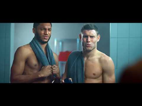 NIVEA MEN & Liverpool FC | UK's First Body Shaving Range TV ad