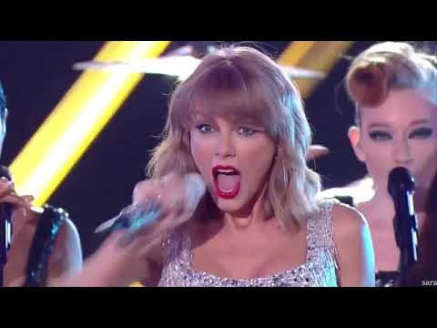 Taylor Swift - Shake it off LIVE