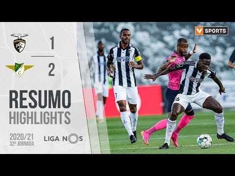 Portimonense Moreirense Goals And Highlights