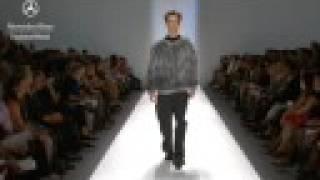 Duckie Brown runway show Spring 2009, Mercedes-Benz Fashion Week New York