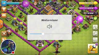 Clash of clans, Max loot by low army in coc, max loot by low army, My Clash of Clans Stream