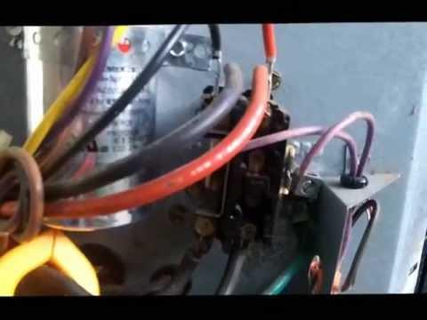 PSC motors and 521 hard start connection | Doovi