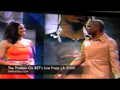 BET LIVE FROM L.A.  GUEST DJ THE POETESS