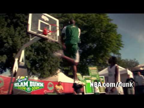 Sprite Slam Dunk Showdown - Washington Promo June 27