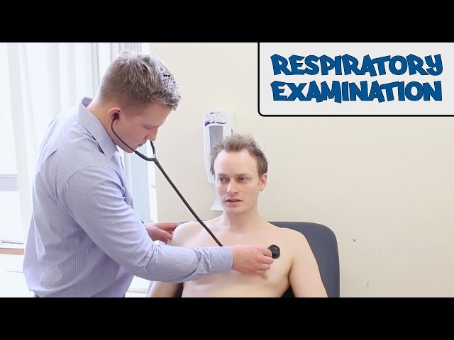Respiratory Examination - OSCE Guide (Old Version)