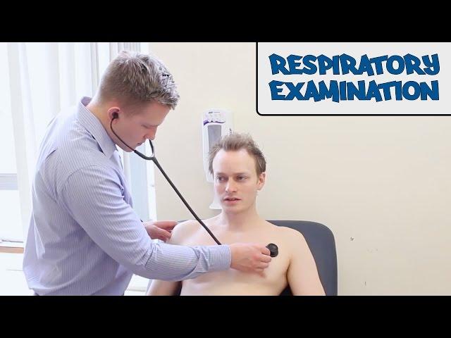 Respiratory Examination - OSCE Guide (Old Version)