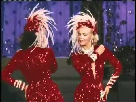 gentlemen prefer blondes comedy essay Gentlemen prefer blondes, how to marry a millionaire, some like it hot and the seven year itch are some examples of these films her success and these films provided her to be the most popular film actress in 1950s and 60s.