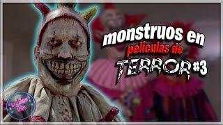 Monstruos Aterradores de las Peliculas #3 | Brandin tops