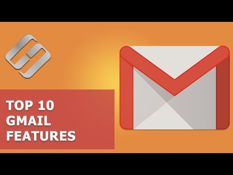 📧 Top Gmail Features 🔝 Self Destruct Emails, Offline Mode, Nudges, Unsubscribe