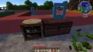 Minecraft 0120 Komische Türen
