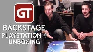 Thumbnail für GameTube Backstage: PS4 / PlayStation 4 Unboxing - Keine Liebe für Capture-Geräte