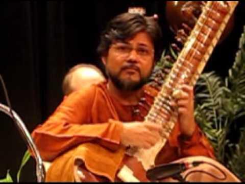 Partha Bose - Miya Malhar - Jod Vilambit Drut