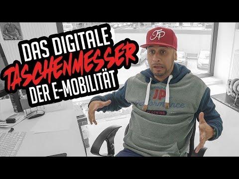 JP Performance - Das digitale Taschenmesser der E-Mobilität!