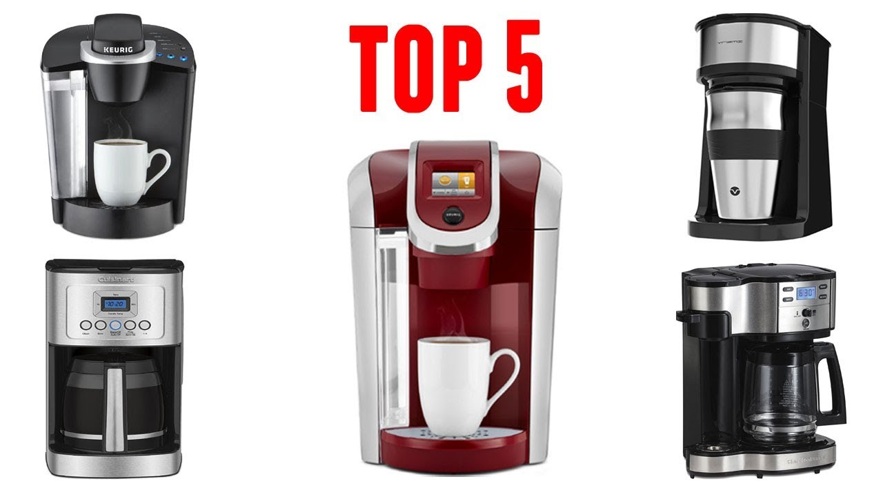 Best Coffee Makers 2018 Youtube