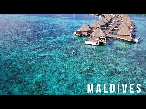 A special time in Maldives