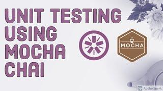 Unit Testing Using Mocha Chai Node JS #06