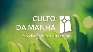 Culto da Manhã - Tito 2.11-14 (29/11/2020)