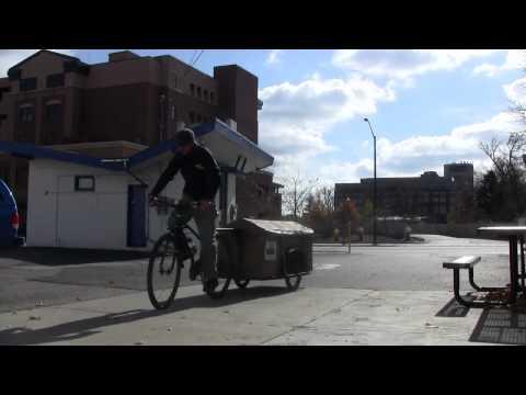 Rob's Bike Courier Service