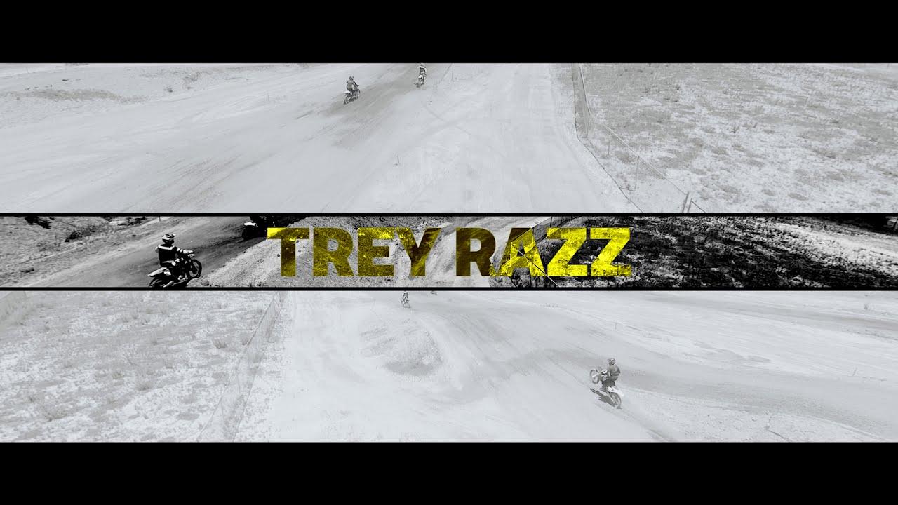 FPV Racing Drone |X| KTM 450cc - [ DraftBees ft. Trey Razz ] - Motocross картинки