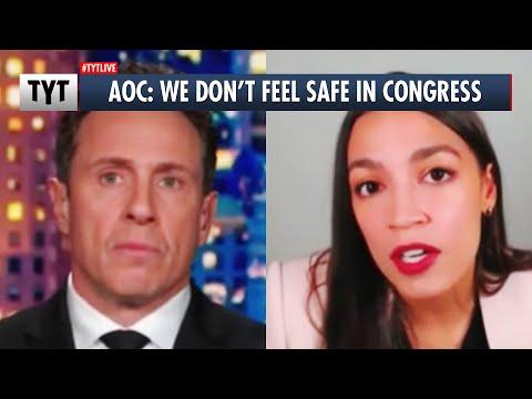 AOC: A Congressman Tried To Bring A Gun Into Congress
