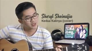Kedua kalinya - sheryl sheinafia Cover acoustic by Leonald