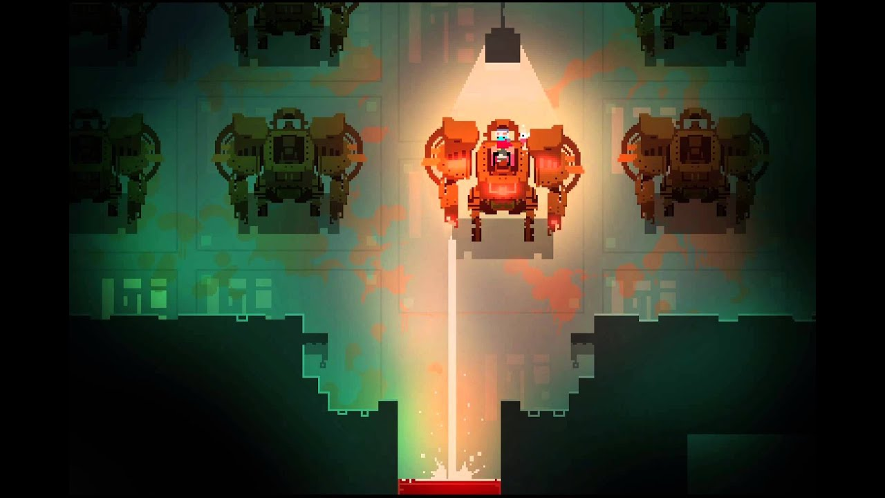 HeartBeast Plays] Hyper Light Drifter [1] - YouTube