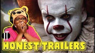 Honest Trailers IT By Screen Junkies | Movie Trailers Reaction