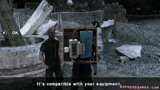 Obscure: The Aftermath - PSP - #19. Leafmore, Central Yard [HD]