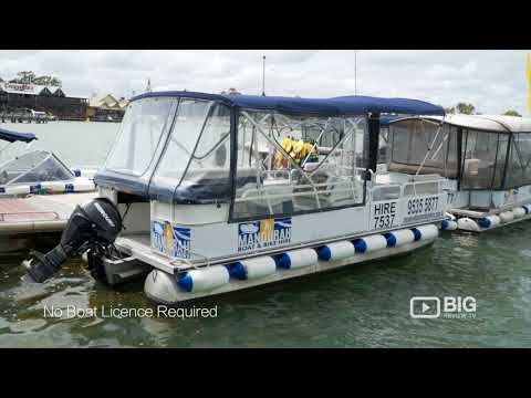Mandurah Boat and Bike Hire: self-driven tours of Mandurah's Estuary!