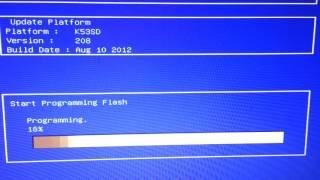 видео Как обновить BIOS на ноутбуке Asus K53SD