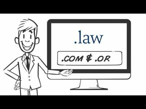 All About .law Domain Names