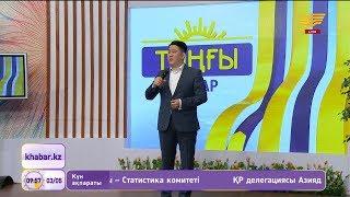 Азамат Жылтыркөзов - «Тыңда» (Әні: А.Зацепин, сөзі: Л.Дербенов)