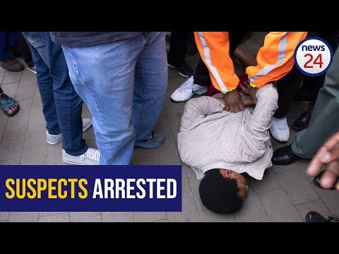 WATCH: Police nab several people in Operation Buya Mthetho r