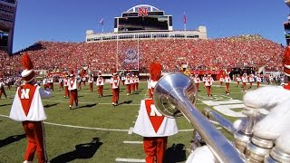 Nebraska Football Pre-Game (Trumpet Cam)