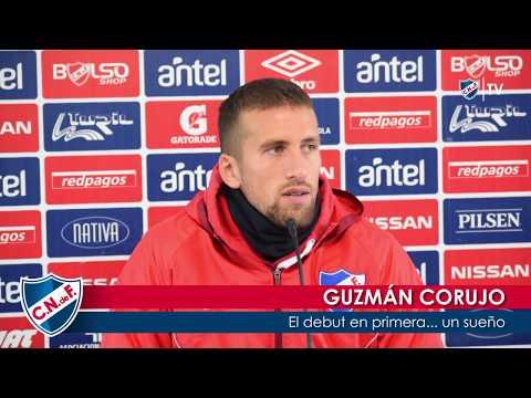 Conferencia de prensa de Guzmán Corujo y Diego Arismendi - 6/6/2017