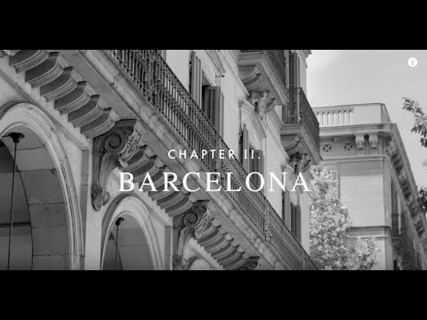 The Call Madrid Chapter II. Barcelona | Massimo Dutti
