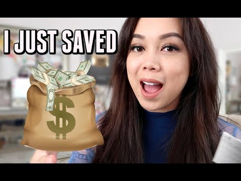 I JUST SAVED THOUSANDS OF DOLLARS, AND YOU CAN TOO! -  ItsJudysLife Vlogs
