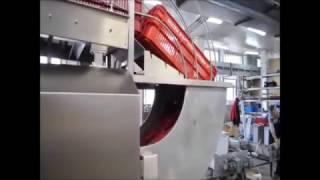 Lavadora de Cajas. Laveuse de Caisses.Macchina Lavaggio Cassette   . www.storm-engineering.bg