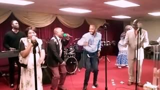 EYINDAKI MAKASS @ GOD IS GOOD CHURCH OF ATLANTA-USA AVEC MIKE FLOR MULUMBA.